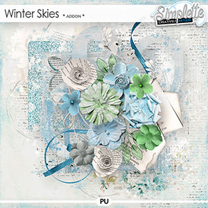 Winter Skies (addon) by Simplette