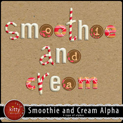 Smoothie and Cream Alphas