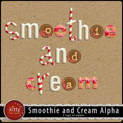 Smoothie and Cream Alphas