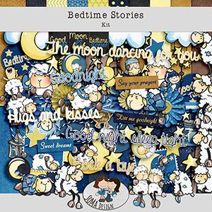 SoMa Design: Bedtime Stories - Kit