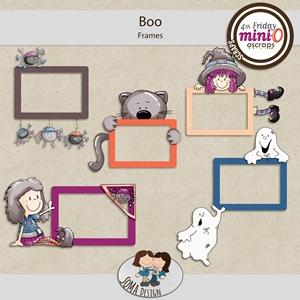 SoMa Design: Boo - MiniO - Frames