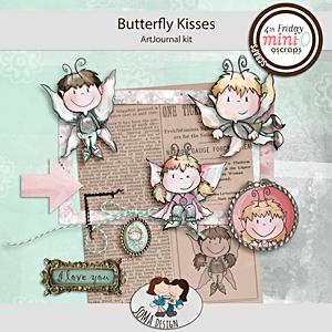 SoMa Design: Butterfly Kisses - AJ kit