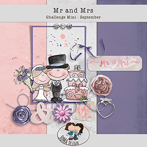 SoMa Design: Mr. and Mrs. Challenge mini