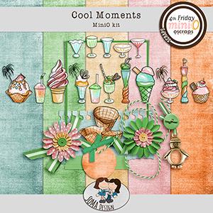 SoMa Design: Cool Moments - MiniO kit