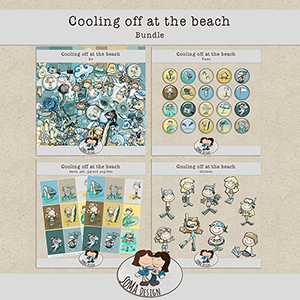 SoMa Design: Cooling Off At The Beach - Bundle