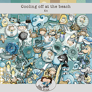 SoMa Design: Cooling Off At The Beach - Kit