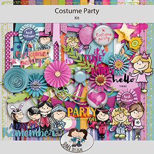 SoMa Design: Costume Party - Kit