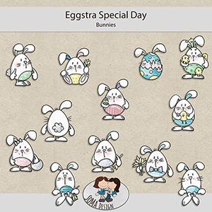 SoMa Design: Eggstra Special Day - Bunnies