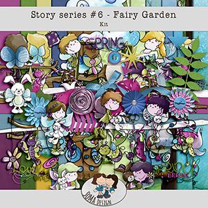SoMa Design: Fairy Garden - Kit