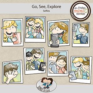 SoMa Design: Go, See, Explore - MiniO - Selfies