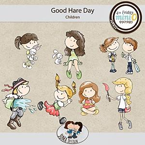 SoMa Design: Good Hare Day - MiniO - Children