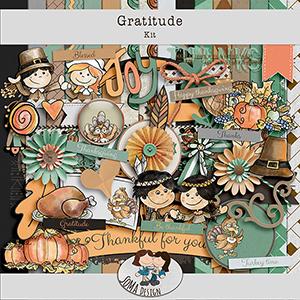SoMa Design: Gratitude - Kit