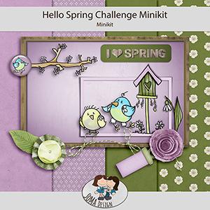 SoMa Design: Hello Spring Challenge Minikit
