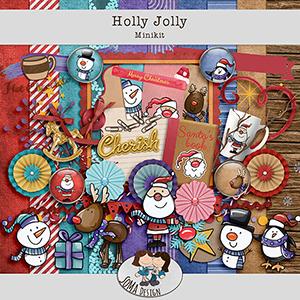 SoMa Design: Holly Jolly Minikit
