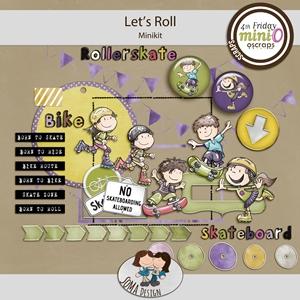 SoMa Design: Let's Roll - MiniO - Kit