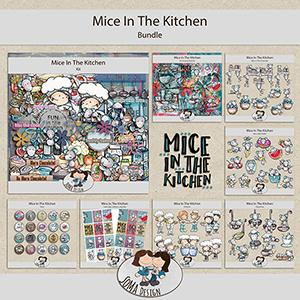 SoMa Design: Mice In The Kitchen - Bundle
