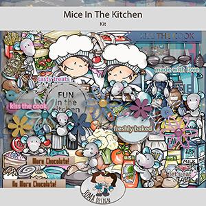 SoMa Design: Mice In The Kitchen - Kit