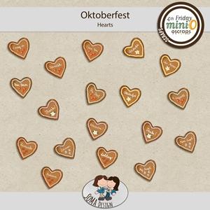 SoMa Design: Oktoberfest - Hearts