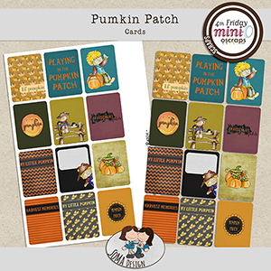 SoMa Design: Pumpkin Patch - Cards