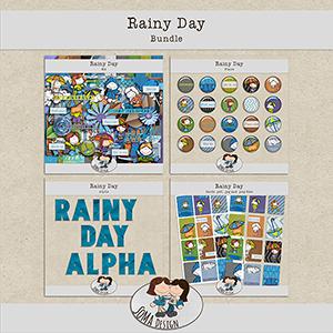 SoMa Design: Rainy Day - Bundle