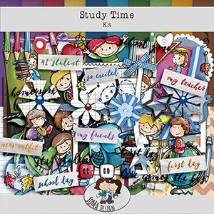 SoMa Design: Study Time - Kit