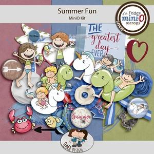 SoMaDesign: Summer Fun - MiniO Kit
