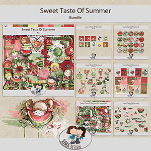 SoMa Design: Sweet Taste Of Summer - Bundle