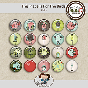 SoMa Design: This Place Is For The Birds - MiniO - Flairs