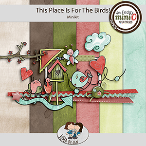 SoMa Design: This Place Is For The Birds - MiniO - Minikit