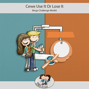 SoMa Design: Use It Or Lose It Challenge Minikit