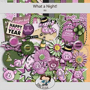 SoMa Design: What a Night! - Kit