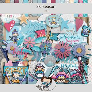 SoMa Design: Ski Season - Kit