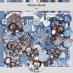 SoMa Design: Winter Break - Kit