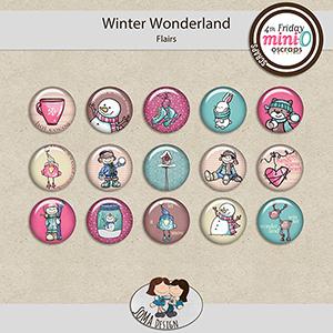 SoMa Design: Winter Wonderland - MiniO - Flairs