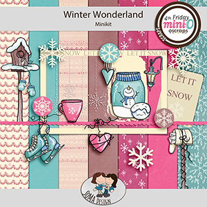 SoMa Design: Winter Wonderland - MiniO - Minikit