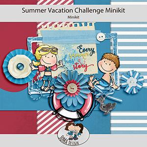 SoMa Design: Summer Vacation Challenge Minikit