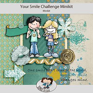 SoMa Design: Your Smile - Challenge Minikit