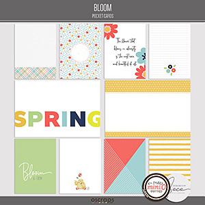 Bloom - Pocket Cards