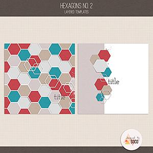 Hexagons No. 2