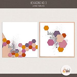 Hexagons No. 3