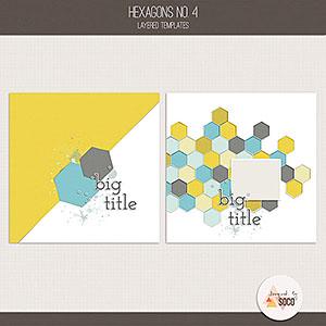 Hexagons No. 4