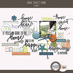 Home Sweet Home - Elements