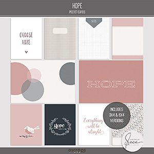 Hope - Journal Cards