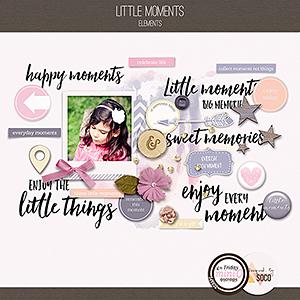 Little Moments - Elements