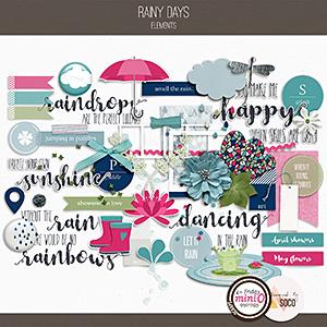 Rainy Days - Elements