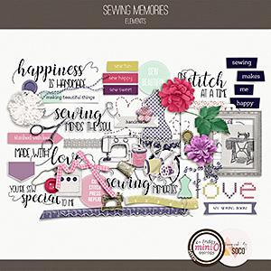 Sewing Memories - Elements