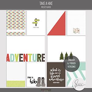 Take A Hike - Pocket Cards