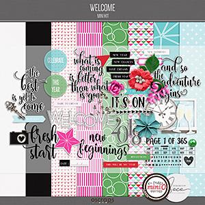 Welcome - Mini Kit