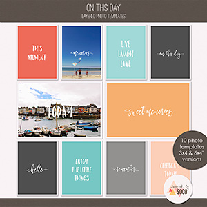 Word Overlays - On This Day