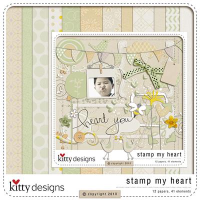 Stamp My Heart